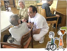麗寿会ふれあいの森・特別養護老人ホーム