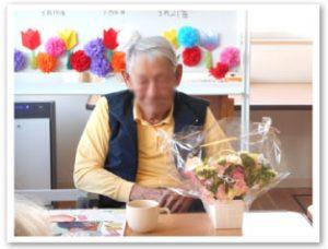 3月誕生会(2Fにて②)おめでとうございます。